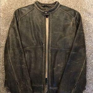 DANIER Real Leather Vintage Jacket